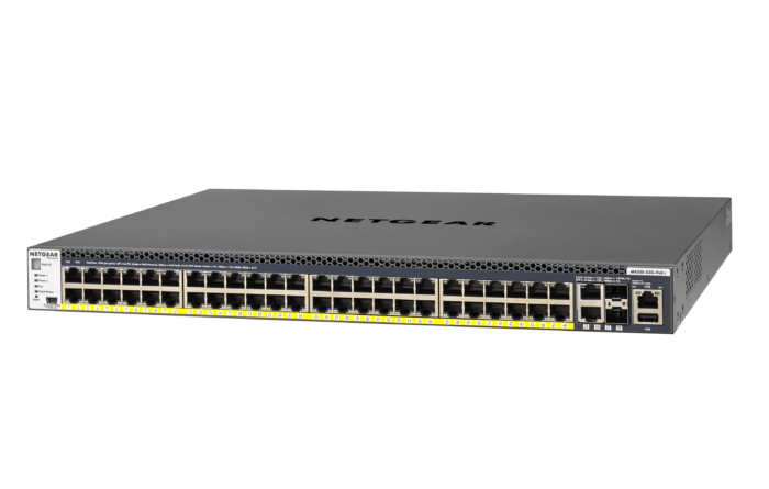 GSM4352PB-100NES Netgear M4300-52G-PoE+